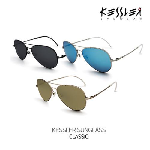[KESSLER] 케슬러 CLASSIC 클래식 선그라스 [XN013009000000000148]