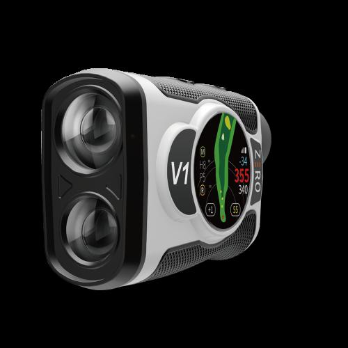 골퍼스 그린뷰 제로 브이원 GPS 레이저 골프 거리 측정기 / GREEN VIEW ZERO V1 GPS Laser Golf Range Finder