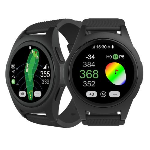 골퍼스 그린뷰 제로3 시계형 골프 거리측정기 / GREEN VIEW ZERO3 Watch-style Golf Range Finder