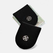[시크릿딜 특가] 테크스킨 천연소가죽 머니클립 골프 지갑 (1000000069)